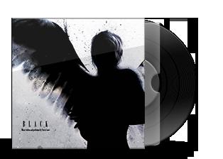 Black Album Cover