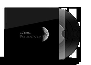 Anonymia Pseudonym Album Cover